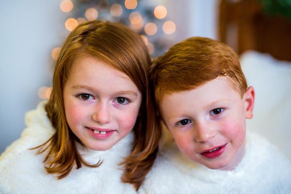 Meador: Christmas PJs