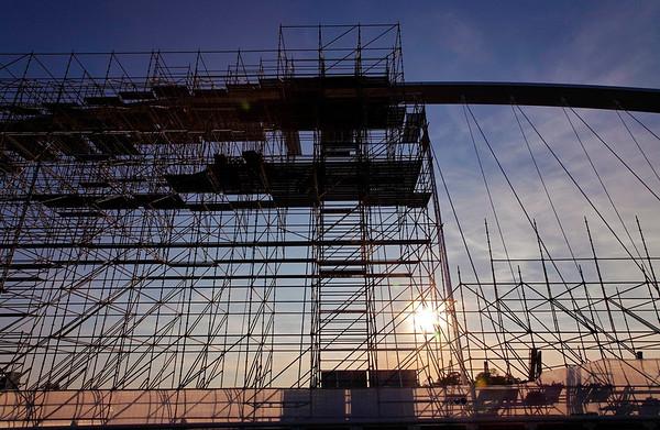 Pont de l'Europe - rénovation