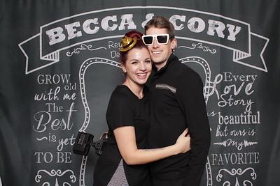 Becca and Cory