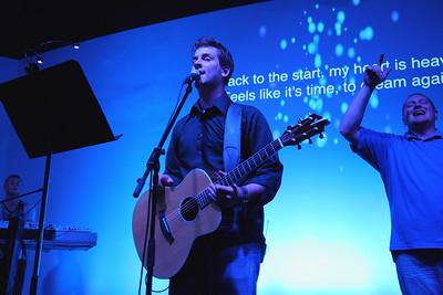 1st Worship Night 8-12-2009