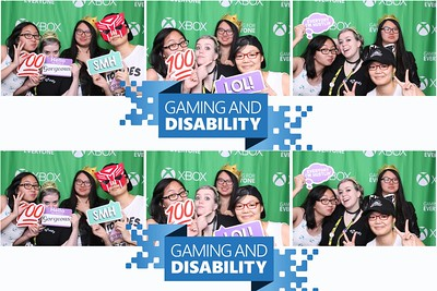 Xbox Gaming and Disability