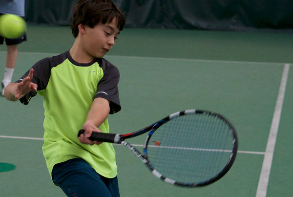 Junior Tennis Promo