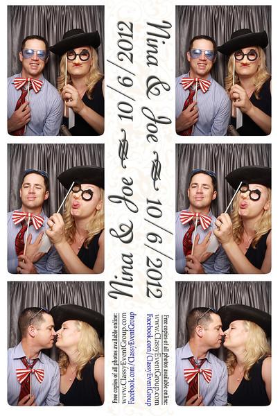 2012-10-06 Nina and Joe's Wedding