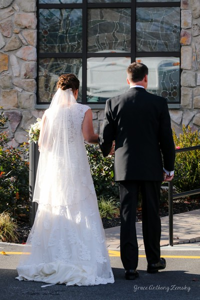 Kaitlyn Dietrich and CJ Callaghan Wedding