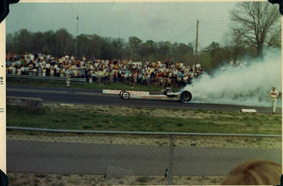 Martin Dragway in the old days