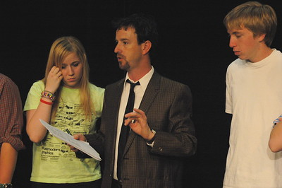 2008 Student-Directed One-Acts