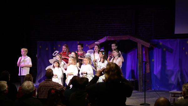 Children's Christmas Play 12-16-2012 10:30 AM