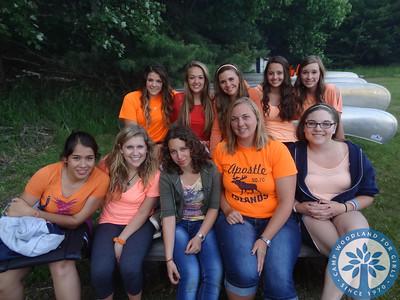 Cabin Unity Campfire!