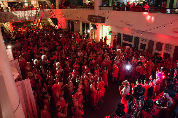 2017-09-30 - Red Dress Party San Diego 2017