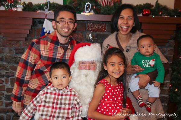Serendipity Santa 2015
