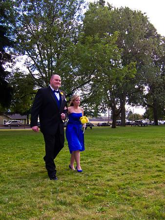 2010-9-5 Carrie & John's Wedding