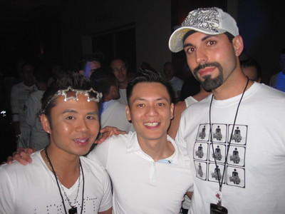 White Party 2011 Main Event