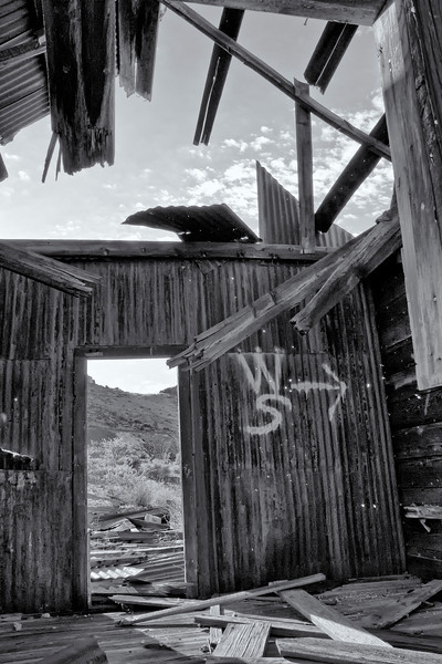 Abandoned Buildings Mohave County
