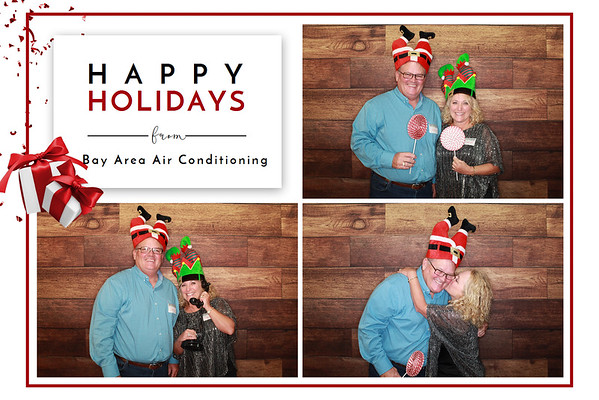 Bay Area Air Conditioning Holiday Party