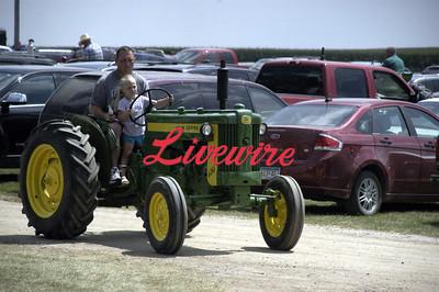 Perry Allen Memorial Tractor Parade 2011