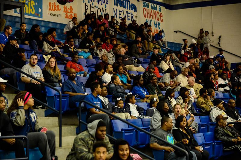 Basketball Varsity vs  Crowley 12-11-13