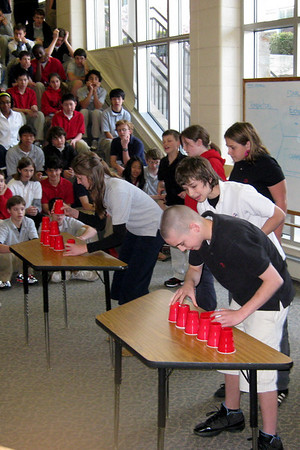 Cupstacking Finals