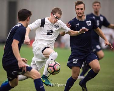 OU Men's Soccer vs. Butler 3/25/2017
