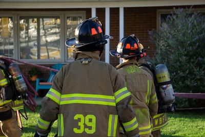 45/46 - House Fire - Highland Ave