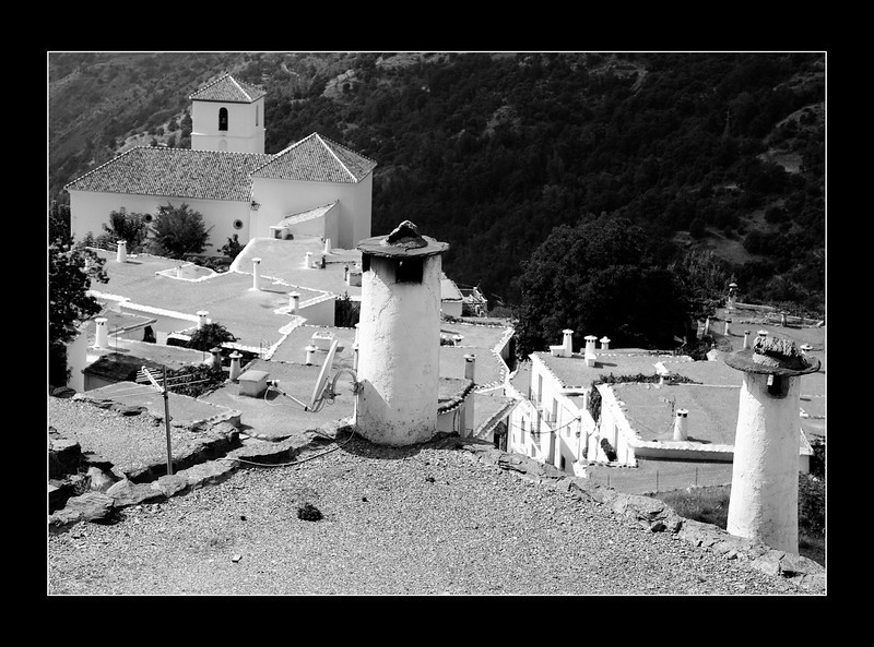 Chimneys of Capileira