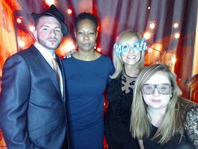Carnegie Fabrics Holiday Party December 13th, 2018