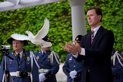 COG 18th Annual National Corrections Day Wreath Laying Ceremony (2009)