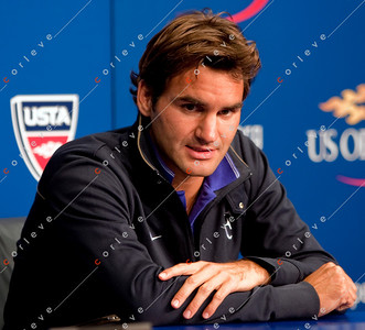 Roger Federer - Interview