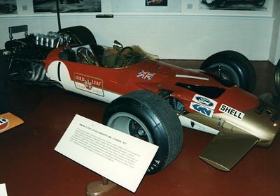 Silverstone, Donington museum etc