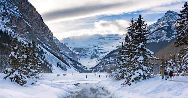 25th Annual Lake Louise Ice Festival