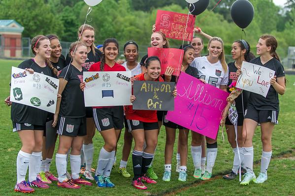 BHS Women's Soccer 2015