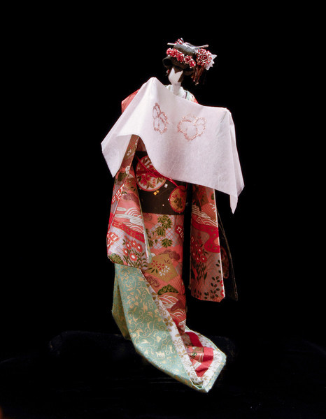 Japanese Dolls by Margaret Kokotow