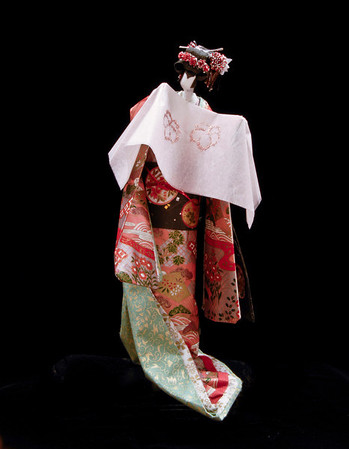 Japanese Dolls by Margaret Kokotow