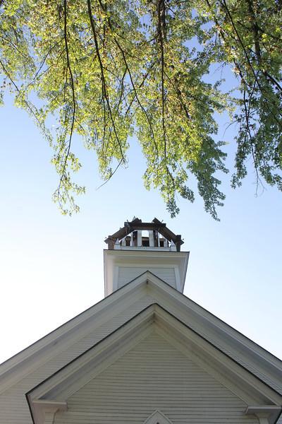 Hartland's Church Steeple Celebration
