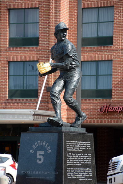 Sports Related Statues