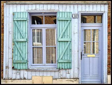 Amiens: Urban Detail (Picardie)