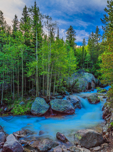 Glacier Creek To Myself