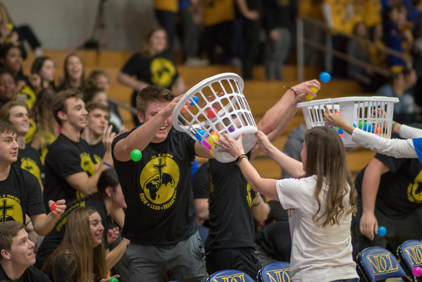 '19 NDCL Pep Rally - Spirit Games