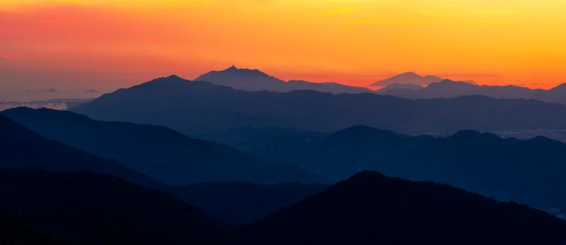 Lion Peaks