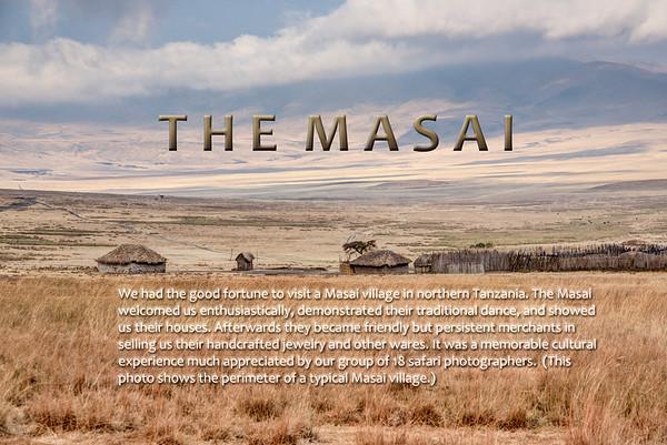 Masai Village 2012