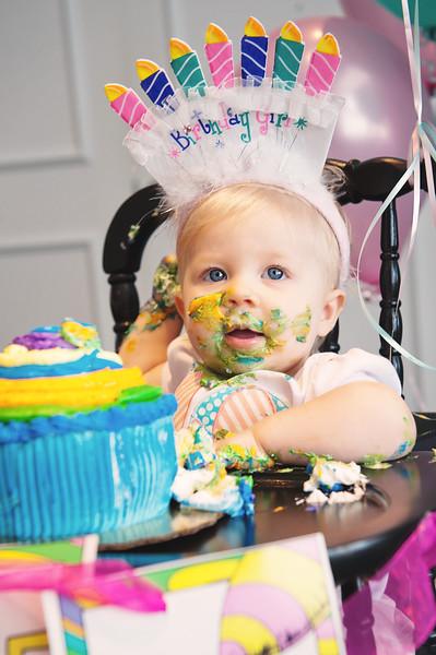 Kelsey's 1st Birthday!