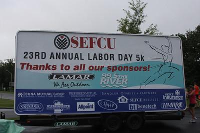 SEFCU Labor Day 5K