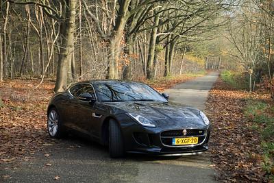 Jaguar F-type Nov 14