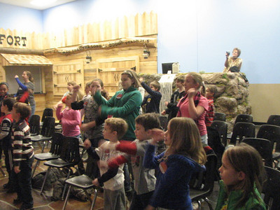 Forest Home Nazarene church, Revival, Jonesboro AR, Feb 2010