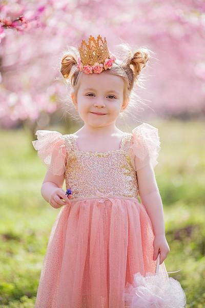 Children: Butterfly Princess Abby