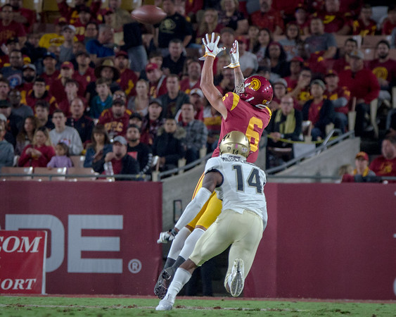 Colorado vs USC Football 10.13.18