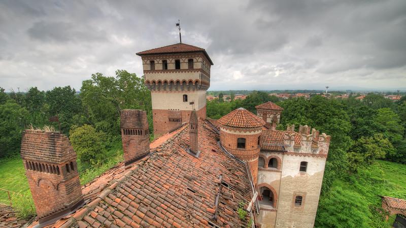 Urbex - Castello Rosso