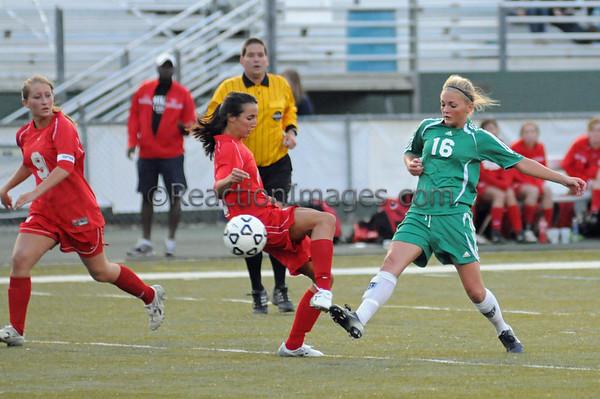 2009 Girls 5A playoffs; Harrison v. Milton, Grayson, Chapel Hill, Walton