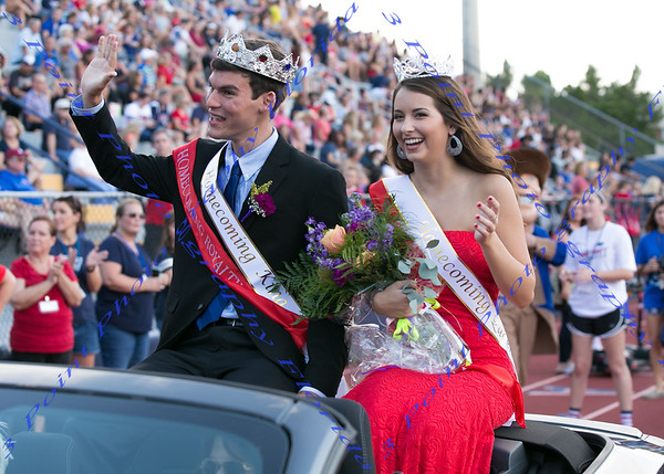 LBHS Homecoming Court - September 7 , 2017