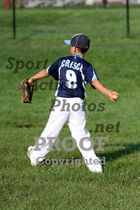 9U WHITE Generals @ ALBERTUS ... July 12, 2015 *****  Available to view or purchase until August 31, 2015