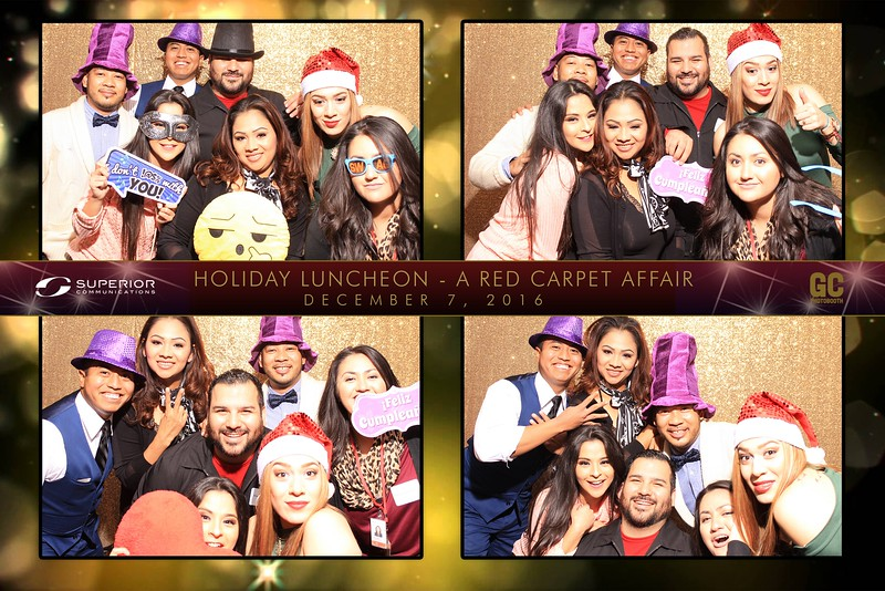 Superior Communications  Holiday Luncheon